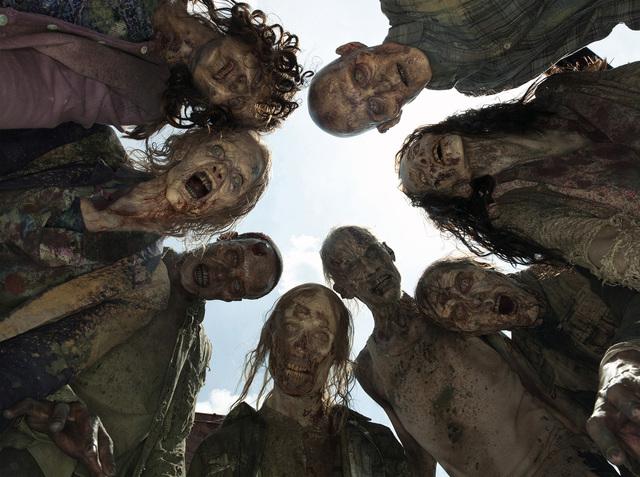 Walkers - The Walking Dead _ Season 5. Gallery - Photo Credit: Frank Ockenfels 3/AMC