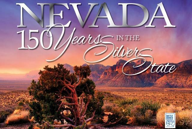 """Nevada: 150 years in the Silver State."" Edited by Geoff Schumacher (Courtesy)"