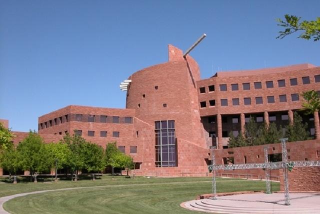 Clark County Government Center (Courtesy/Clarkcountynv.gov)