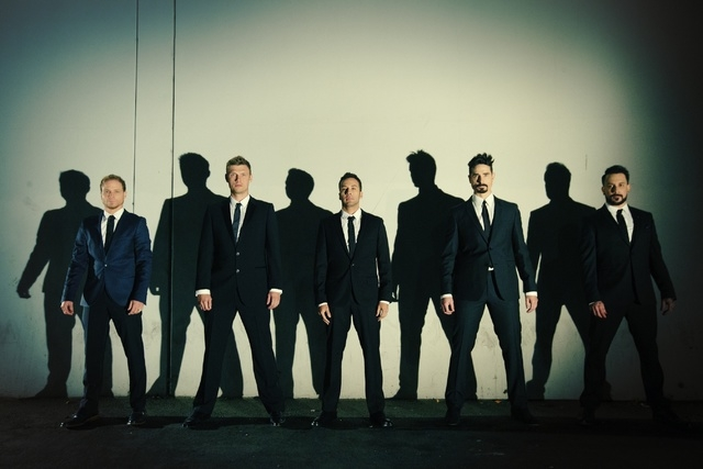 Backstreet Boys helped relaunch the boy band craze, picking up where New Kids on the Block left off and setting the stage for N'Sync and the Jonas Brothers after them. (Courtesy)