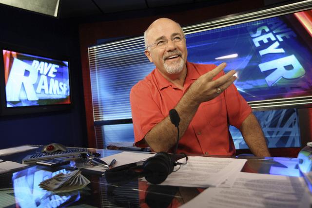 Dave Ramsey (AP Photo/Josh Anderson,File)