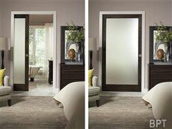 Pocket doors offer accessibility in every home