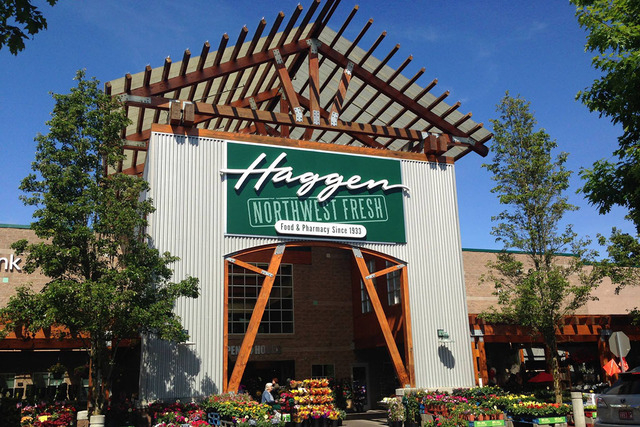 Haggen, a Pacific Northwest grocery chain that emphasizes fresh and organic products, will open in Las Vegas by May or June. (Courtesy/Haggen/Facebook)