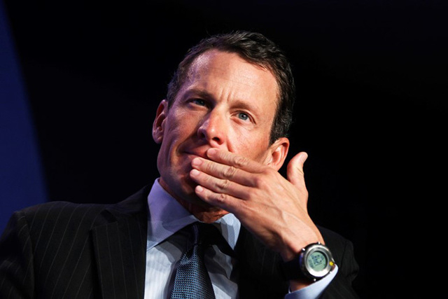 Lance Armstrong, founder of the LIVESTRONG foundation, takes part in a special session regarding cancer in the developing world during the Clinton Global Initiative in New York September 22, 2010. ...