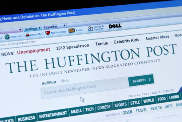 The Huffington Post and several major websites were attacked by hackers. The websites displayed malware-laced advertisements that infected computers and locked them down. (Thinkstock)