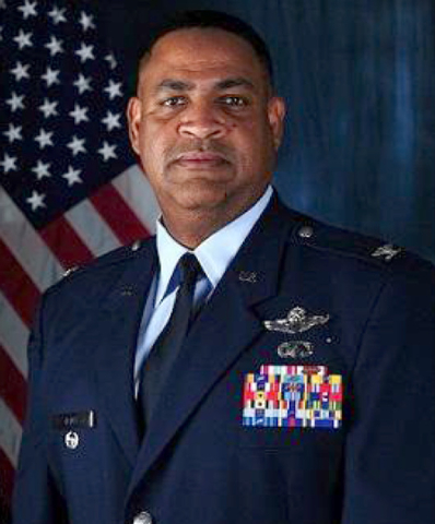 Col Raymond Alves is the Division Chief, Multi-Role Reconnaissance Division, Headquarters Air Combat Command (ACC/A3M), Joint Base Langley-Eustis, Virginia. (US Air Force photo)