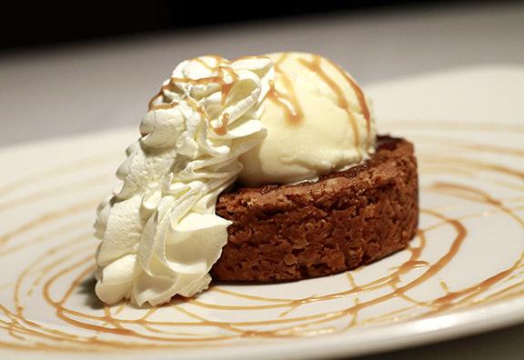 Pecan pie, Delmonico Steakhouse, The Venetian (Courtesy)