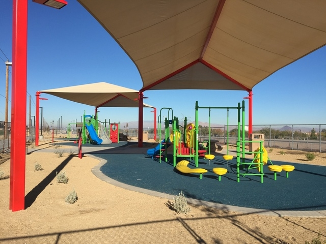 The city of Henderson plans to finish building Boulder Creek Park, near Equestrian Drive and Boulder Highway, by the end of January. Three additional city parks are scheduled to be built in 2015.  ...