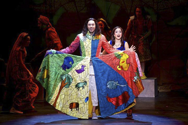 """""""Joseph and the Amazing Technicolor Dreamcoat"""" is scheduled at 7:30 p.m. Jan. 20-25 and 2 p.m. Jan. 24 and 25 at The Smith Center for the Performing Arts, 361 Symphony Park Ave. Tickets start  ..."""