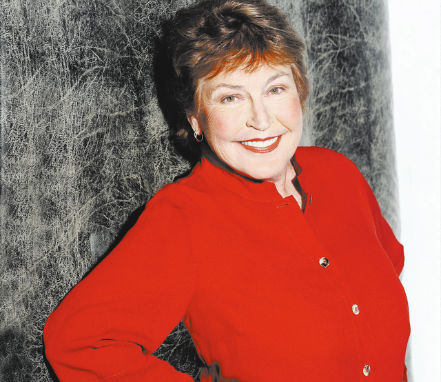 Helen Reddy, 1970s pop star, plans to perform at 8 p.m. Jan. 24 and 25 at The Orleans, 4500 W. Tropicana Ave. Tickets start at $39.95. Call 702-365-7075 or visit orleanscasino.com. (Special to View)