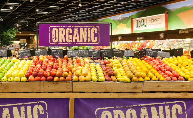 Haggen, a Pacific Northwest grocery chain that emphasizes fresh and organic products, will open in Las Vegas by May or June. (Courtesy/Haggen)