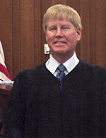 Judge Michael P. Gibbons is one of the judges on the new Nevada Court of Appeals. (Las Vegas Review-Journal file)