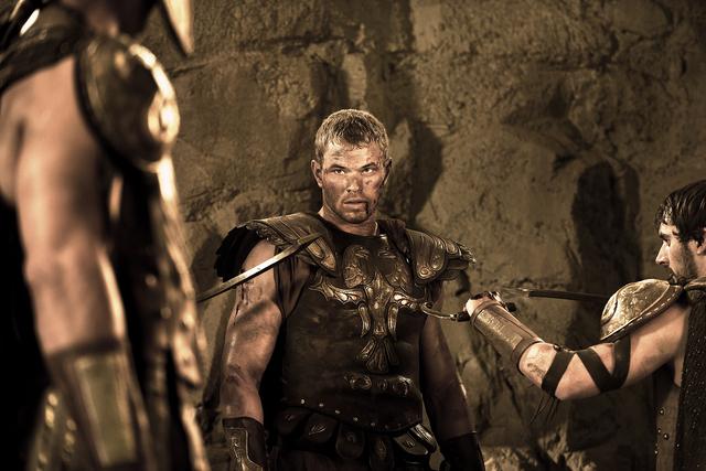 "Kellan Lutz stars in ""The Legend of Hercules."" The movie received six Razzie nominations. (Courtesy/Simon Varsano/2013 Summit Entertainment, LLC)"
