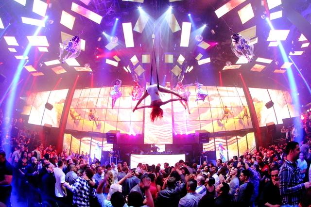 Light Group's Light nightclub (Courtesy/Light Group)