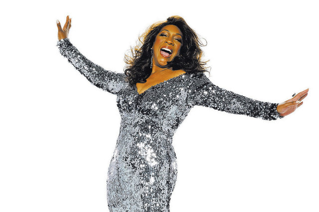 Mary Wilson of the Supremes has lived in Las Vegas since the 1980s, but she's moving to Los Angeles to study acting. (Courtesy/Jenny Risher)
