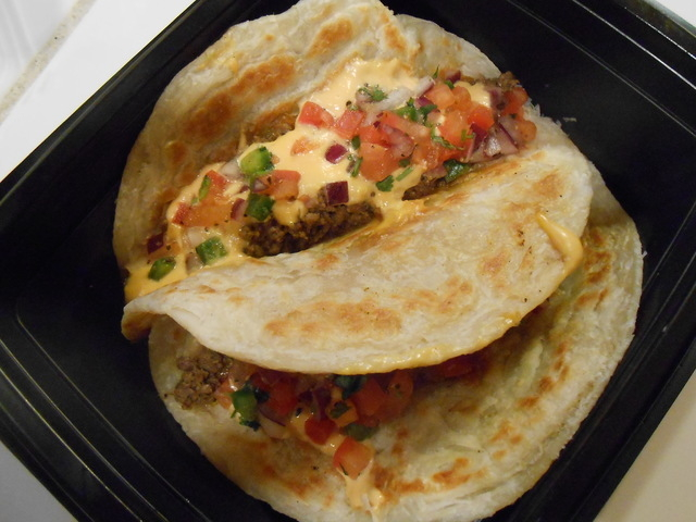 Tacos at Nacho Daddy are available a la carte, with choices of chicken, pork, shrimp, fresh fish and filet mignon. (Jan Hogan/View)