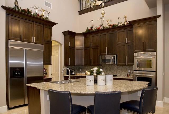 The home's kitchen. (Tonya Harvey/Real Estate Millions)