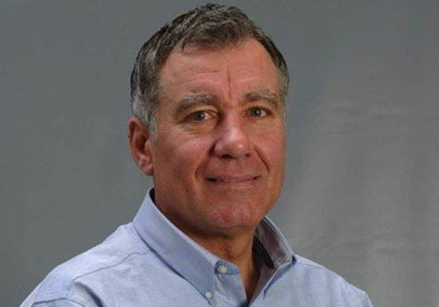 """Ron """"Chip"""" Brown, a 32-year veteran of Nevada's drywall sector, is the firm's local general superintendent in charge of construction services, hiring and sales. (Courtesy)"""