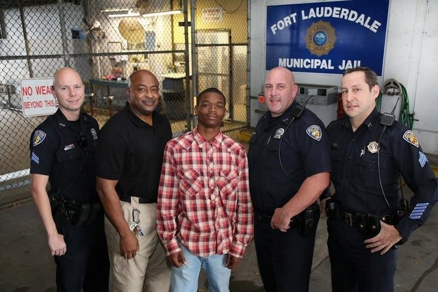 A teen and 3 Fort Lauderdale Police Officers will be commended for saving a Fort Lauderdale Police Officer's life. Jamal Rutledge helped save the life of Officer Franklin Foulks in September 2014  ...
