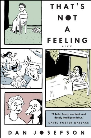 Black Mountain Institute plans to present a free reading by 2004 UNLV MFA graduate Dan Josefson as part of the Alumni Reading Series. His debut novel, That's Not a Feeling, about a teen sent to a  ...