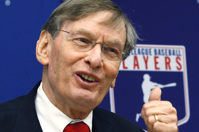 Commissioner Bud Selig retires later this month after presiding Major League Baseball for 22 years. (REUTERS/Mike Segar/Files)