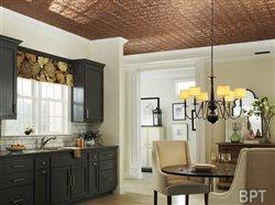 Raise your rooms to new heights with eye-catching ceilings