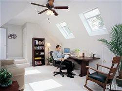 Decorating a home office? 3 productivity-enhancing principles