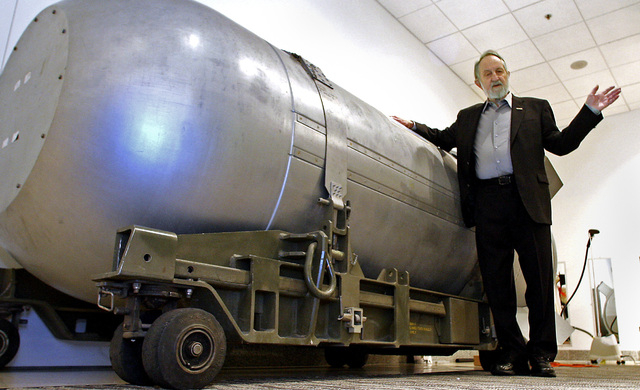 'Rogue regimes' require U.S. to have strong nuclear ...
