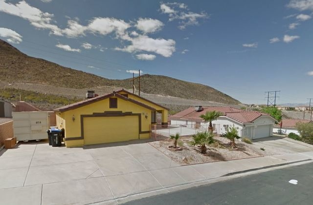 Anthony Mitchell's home at 367 Eveningside Avenue is seen in Henderson. (Screengrab, Google Maps)