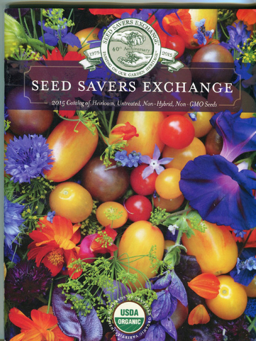 Tribune News Service Order the Seed Savers Exchange catalog or visit the website to shop hundreds of unique varieties of edible plants.