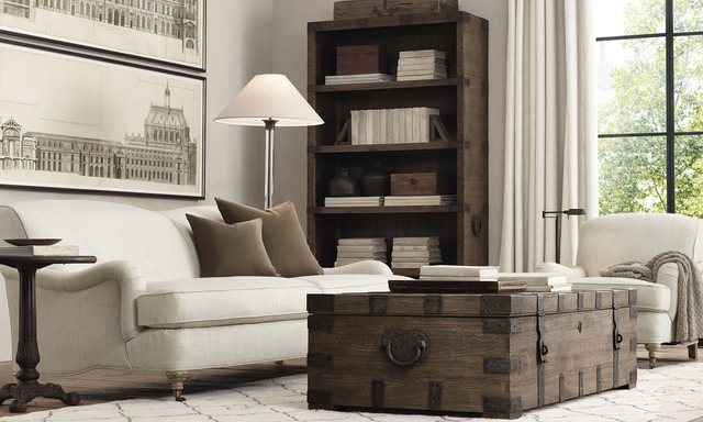 Courtesy restoration hardware millennials are influenced by yesteryear styles developed by such retailers as restoration hardware