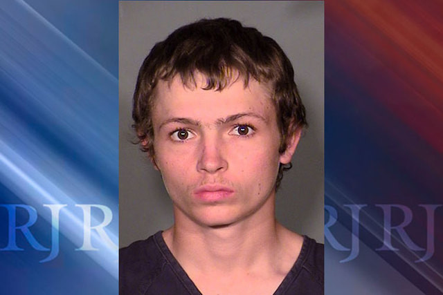 Erich Nowsch, 19, was arrested Thursday in the Feb. 12 shooting of Tammy Meyers. He faces one count of murder with a deadly weapon, three counts of assault with a deadly weapon and two counts of d ...