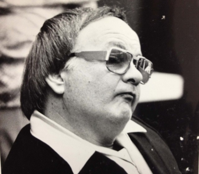 Frank Cullotta is shown in this 1982 file photo. (Las Vegas Review-Journal)