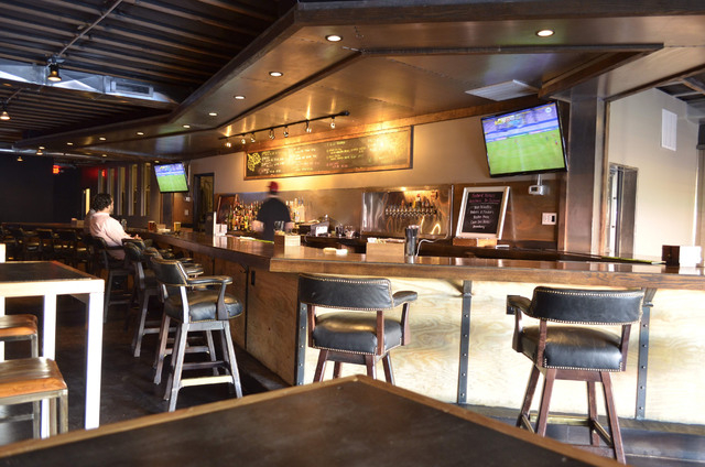 Craft brewery Hop Nuts Brewing recently opened at 1120 S. Main St., No. 150. It offers 12 beer taps with homemade staple brews and rotating seasonal and guest brews. Of the 12 taps Hop Nuts Brewer ...