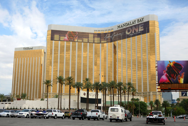 MGM Resorts International will hold a job fair Wednesday at the Mandalay Bay Events Center, hiring for positions at 13 of the company's Strip-area resorts. (Las Vegas Review-Journal file)