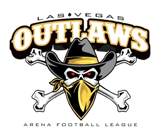 Las Vegas Outlaws team logo. (Courtesy)