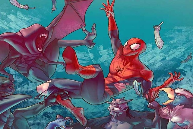 Sony Pictures Entertainment has announced a new partnership with Marvel Studios that brings Spider-Man into the Marvel movie universe. (Courtesy/Spider-Man/Facebook)