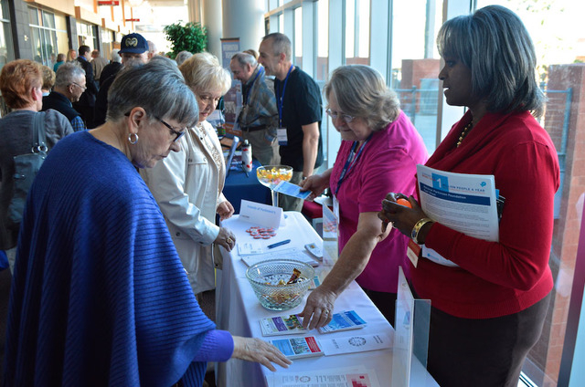 The Davis Phinney Foundation, with the nonprofit Friends of Parkinson's as the community partner, held its Victory Summit for the first time in Las Vegas Feb. 7 at the UNLV Student Union, 4505 S ...