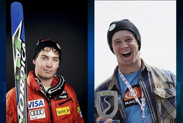 Ronnie Berlack, 20, and Bryce Astle, 19, were killed in avalanche in Austria on Monday, Jan. 5, 2015. (Courtesy USSA)