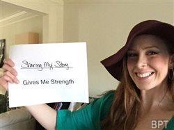 Living with MS, finding inner strength