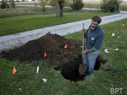 Know what's below: Call 811 before digging for landscaping and home improvement projects