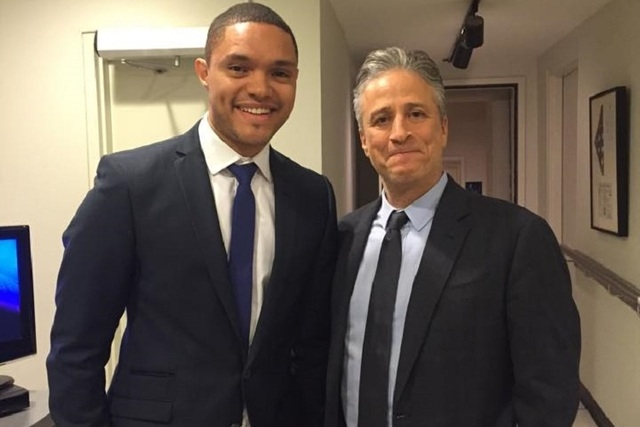 Noah will be only the third host of the program, following an early stint by Craig Kilborn and Stewart's well-chronicled reign. (Courtesy, Trevor Noah/Facebook)