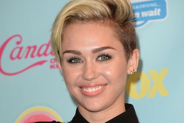 Miley Cyrus on August 11, 2013. (Jason Merritt/Getty Images/Thinkstock)