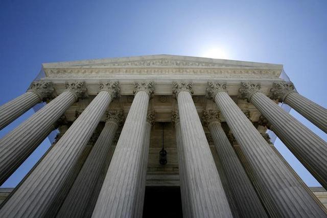 The U.S. Supreme Court file. (REUTERS/Molly Riley)