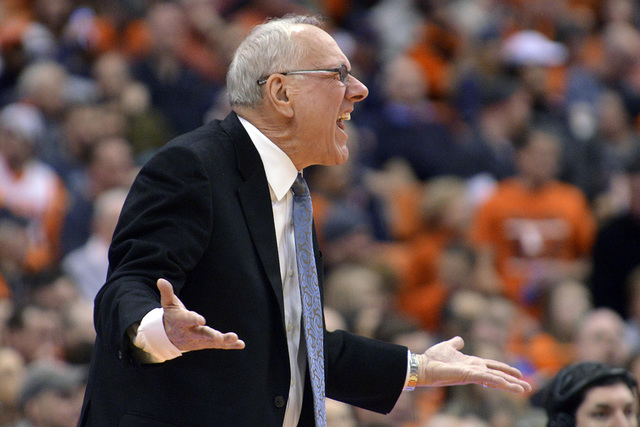 Syracuse Basketball Coach To Retire In 3 Years Athletic Director Resigns Las Vegas Review Journal