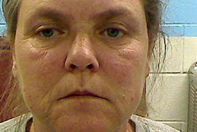 Joyce Garrard, 49, is accused of forcing Savannah Hardin to run nonstop at her home in Etowah County in northeast Alabama in February 2012 as punishment for lying about having eaten forbidden choc ...