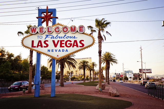 Welcome to Las Vegas sign (Thinkstock)