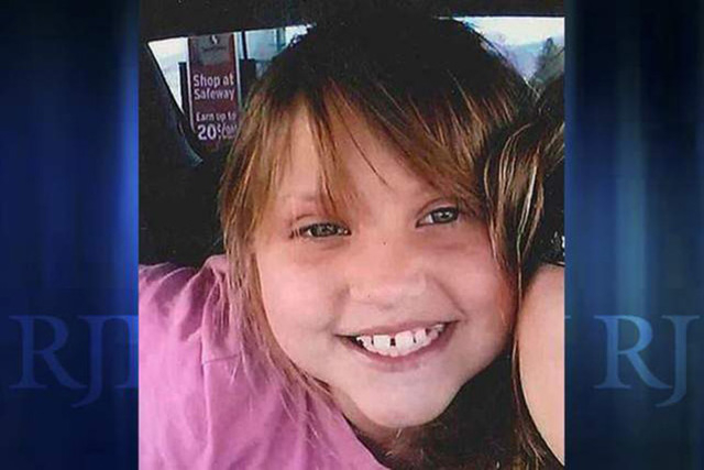 "Isabella ""Bella"" Grogan-Cannella was reported missing from her Bullhead City, Arizona, home on Sept. 2, 2014. Her body was found on Sept. 3, 2014, less than a mile from her home. (Courtesy/Bullhea ..."