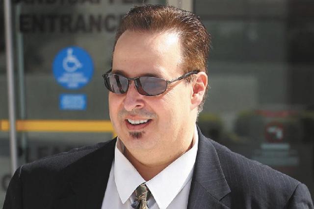 Leon Benzer (Las Vegas Review-Journal file)