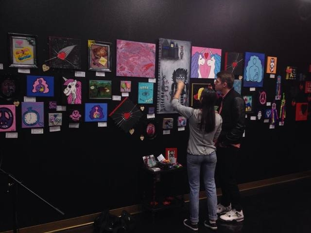 The Colors of Love Art & Accessory Show is set from noon to 6 p.m. Monday through Friday through April 30 at Vegas Val's Tattoos, 9640 W. Tropicana Ave., Suite 112. Get to know Las Vegas artists ...